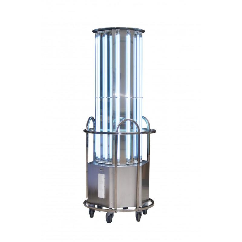 Germicidal lamp 12x75W / 18x75W
