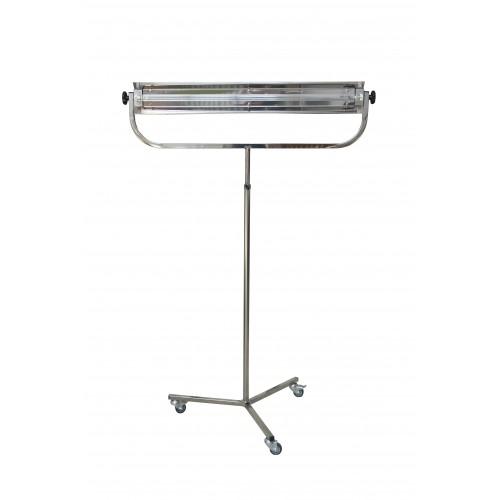 Horizontal germicidal lamp 1x30W/1x55W