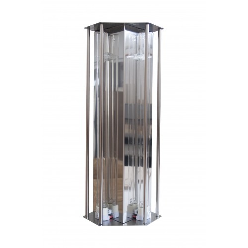 Germicidal lamp 2x55W