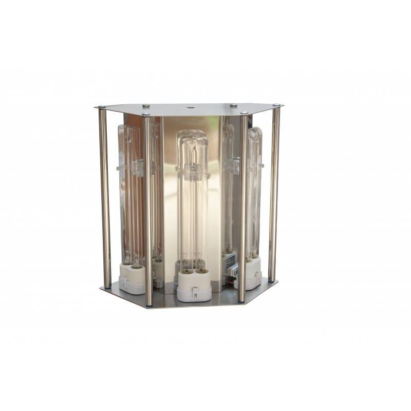 Germicidal lamp 3x18W