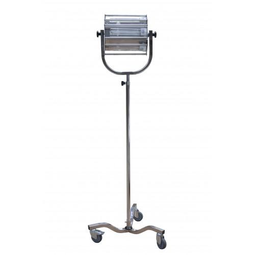 Horizontal germicidal lamp 3x18W